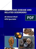 Gallstone Disease