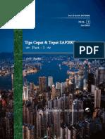 Tips Cepat dan Tepat SAP2000 seri 1