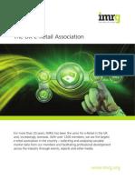IMRG Information Brochure