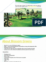 """Certified Green Homes in Logix Group """"Blossom Greens"""", Noida"""