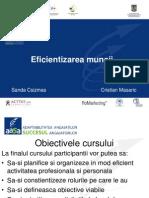 Curs Eficientizarea Muncii - nivel executiv.pdf