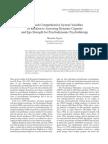 Journal of Personality Assessment - Marianne Nygren [Articol (de Tradus)]