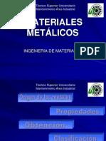 Intro Matls Ferro y No Ferro