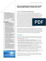 Visual Analytics Solution Brief for Manufacturing