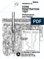FHWA-TS-78-209 - Guideline for Cone Penetration Test