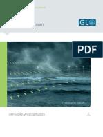 GL Garrad Hassan Offshore Wind Services Brochure