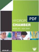 Hydroponics Chamber