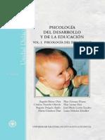 PsicologÃ-a del desarrollo y de la educación psicologÃ-a del de
