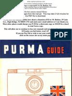Purma Guide
