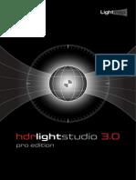 HDR Light Studio 3.0 User Guide