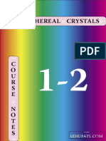 Ethereal Crystals Course Notes