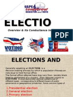 Overview of Elections