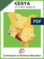 Kenya County Fact Sheets Dec2011