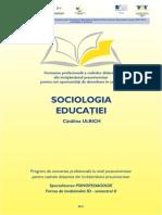 Psihopedagogie_-_2_-_Sociologia_educatiei