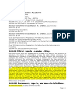applicable provisions of orc (pub