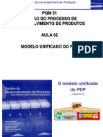 Modelo Unificado PDP