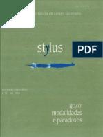 Stylus 13 - Varios