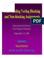 1996 CUG Presentation Nonblocking Assigns