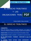 El Derecho Tributario y Las Obligaciones 2011 Udla - Echaurren (1)