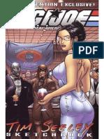 G.I. Joe Sketchbook Subido