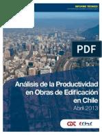CDT Productividad en Edificacion Abril 2013 JCL MCZ V7