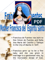 Mother Francisca