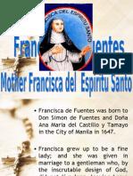 Mother Francisca