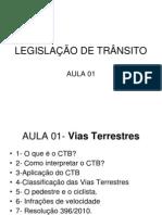 Legislacao de Transito Aula 1 2