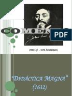 Juan Amos Comenio Algunos conceptos