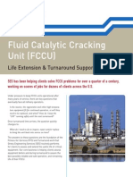 SES - Fluid Catalytic Cracking Unit
