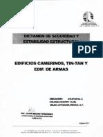 Dictamen Estructural Estudios Churubusco