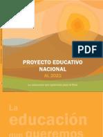 1_Proyecto Educativo Nacional