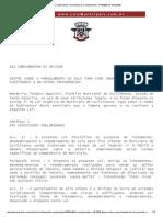 Lei Complementar consolidada de Curitibanos_SC, nº 48_2006 de 10_10_2006 PARCSOLO