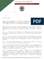 Lei Ordinária consolidada de Curitibanos_SC, nº 3303_1998 de 18_12_1998_Vigilancia San