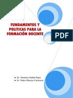 Libro de Formacion y Capacitacion Docente