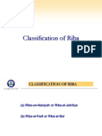 2. Classification of Riba