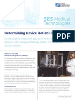 SES - Device Reliability