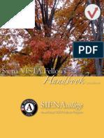 2013-2014 VISTA Program Handbook