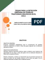 estrategiasparaladeteccintempranadeposiblestrastornos-091107212035-phpapp01