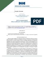 Ley Concursal Boe a 2003 13813 Consolidado
