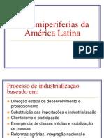 5 As semiperiferias da América Latina