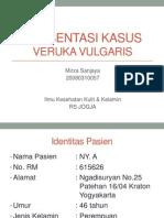 Presus Kulit Veruka vulgaris