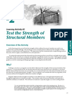Test the Strength of Structural Members