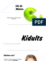 Segmentación de Mercado en México