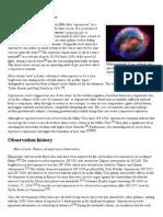 Supernova - Wikipedia, The Free Encyclopedia