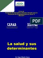 CLASE 1_ SALUD a Salud y Sus Determinantes