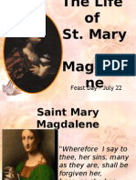 The Life of  Mary Magdalene