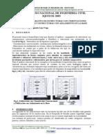 Análisis comparativo de estructuras con cimentaciones convencionales y estructuras con aislamiento en la base_CONIC_ICG_2003