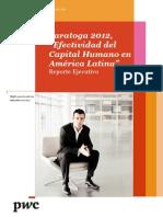 2012 10 Saratoga Reporte Ejecutivo