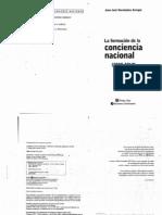 10 - Arregui - La Formacion de La Conciencia Nacional - Cap IV